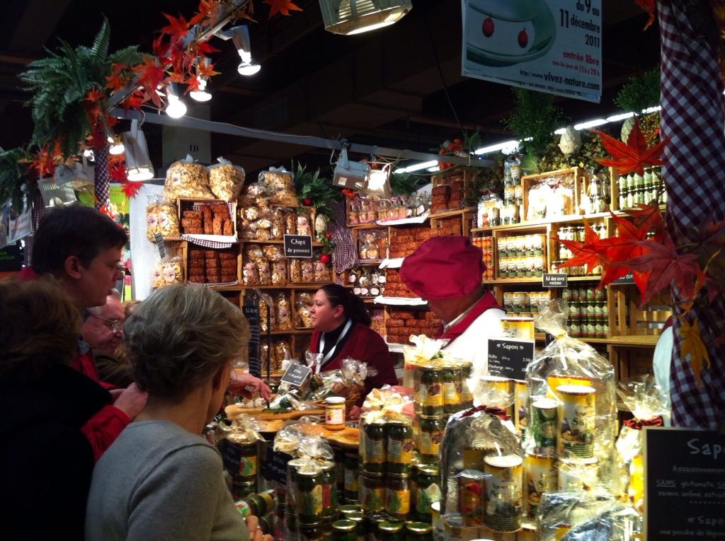 Salon des saveurs la petite souris blog cuisine for Salon porte de champerret 2015